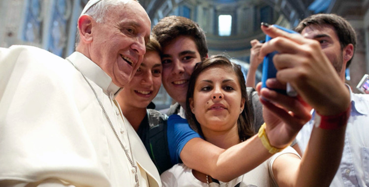 """Pronto, sono Papa Francesco"""