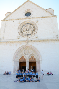 La nostra Caccia ad Assisi